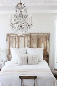 Rustic Wood Headboard Bedroom Scandinavian Bedroom Decor With Rustic Wood