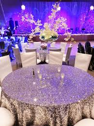 wedding table cloths silver tablecloths for wedding home decorations