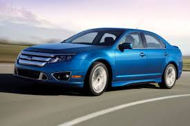 ford fusion sedan models price specs reviews cars com