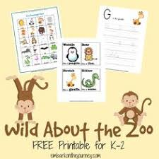 www ready set read com 2012 06 free printables zoo activities and