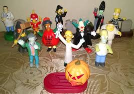 burger king halloween horror nights 2016 wonderful wonderblog the simpsons halloween toys from burger king