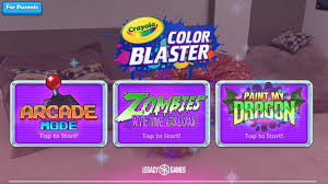 crayola color blaster android apps on google play
