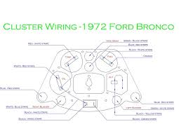 1970 bronco wiring diagram wiring diagram and schematic