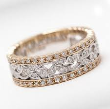 gold wedding rings for women best 25 vintage diamond wedding bands ideas on pretty