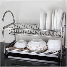 Kitchen Cabinet Dish Rack Shelf Design Cool Steel Kitchen Shelf Stainless Steel Kitchen