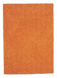 Orange Modern Rug Nanimarquina Topissimo Simple Orange Modern Rug Stardust
