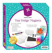fun fridge magnets u2013 pinwheel crafts
