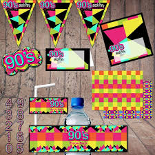 90s Theme Party Decorations 90 U0027s Theme Cliparts Cliparts Zone