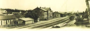Klingenberg-Colmnitz station