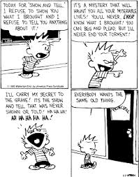 calvin and hobbes funny tv tropes