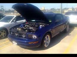 ford mustang v6 2007 2007 ford mustang v6 premium coupe