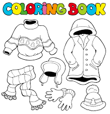 coloring pages about winter 4 seasons coloring pages 187 free printable coloring pages