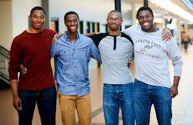 Yales Everywhere - quadruplets offer colleges package deal harvard and yale buy it