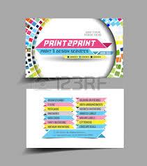 visiting card design stock photos royalty free visiting card