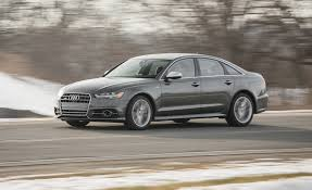 2017 audi s6 review car and driver