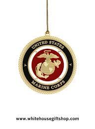 ornaments united states marine corps holidays ornament