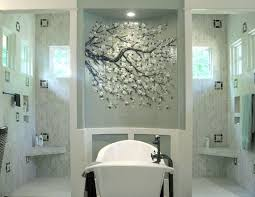 Showers Without Glass Doors Walk In Showers Without Doors Bathroom Traditional With None 2
