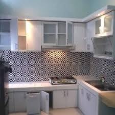 Kitchen Sets Model Kitchen Set Aluminium Dapur Minimalis Idaman Pinterest