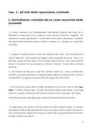 dispense diritto penale dispense di diritto penale romano giurisprudenza docsity