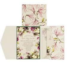 pocket fold pocketfold wedding invitations envelopments collection
