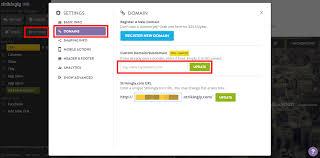 godaddy domains u2013 strikingly help center