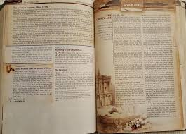 scriptures on thanksgiving kjv review chronological study bible new king james version by