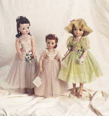 mid century american dolls meisner collection 9 cissy in pink