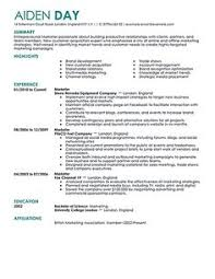 Best Marketing Resumes by Cool Successful Professional Affiliations Resume For Office And
