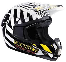 rockstar motocross helmet quadrant rockstar helmet