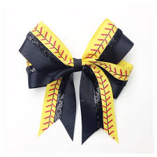 softball hair bows diy softball bows softball shirts softball bows