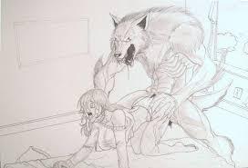 werewolf in heat on twitter