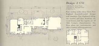 gambrel home plans vintage house plans 1751a antique alter ego