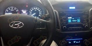 Hyundai Ix25 Interior Scooped Production Version Hyundai Ix25 Caught Undisguised In