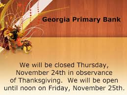 thanksgiving7 primary bank