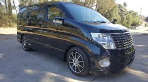 nissan elgrand e51 series ii sun origin motors