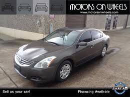 grey nissan altima 2010 nissan altima 2 5 s for sale in houston tx stock 15358