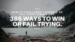 Challenge Water Fail 365 Ways To Win Or Fail Trying The Mission Medium