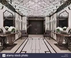 luxury apartment building lobby home design ideas