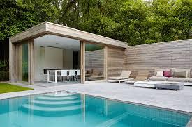 Poolhouse by Modern Poolhouse In Padoek Bogarden Great Pin For Oahu