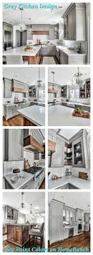 kitchen colors with grey cabinets grey kitchen design home bunch interior design ideas