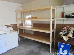 building garage cabinets video creative decoration how build shelf for the garage level storage organize you junk