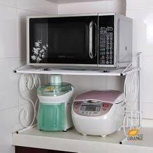 cuisiner micro onde sobuy frg092 n meuble rangement cuisine de service en bois étagère