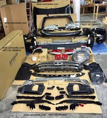 toyota land cruiser cer conversion japanese bodykit japanese bodykit suppliers and manufacturers at