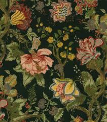 home decor print fabric braemore alhambra ebony joann