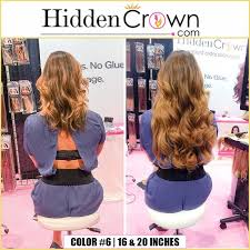 can you get long extensions with a stacked hair cut stacking two hidden crowns is an easy way to add instant layers