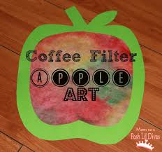 apple art projects for kids ye craft ideas