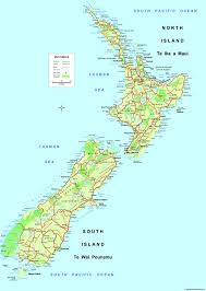 zealand on map australia and zealand map map of zealand map of