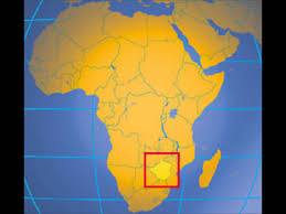 Where Is Africa On The Map by Limbaugh On How Rhodesia Was Once A