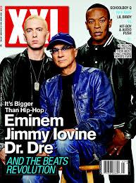 eminem xxl lyrics xxl s new issue features eminem dr dre and jimmy iovine on the