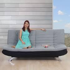 couch schwarz grau sofa lissabon loungesofa couch textil real